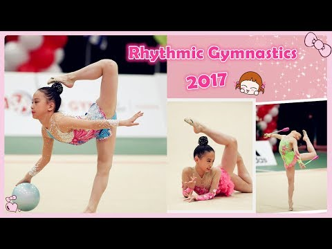 First Year Compete at 2017 Rhythmic Gymnastics Canadian Championships | RG Selena