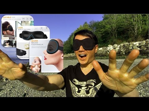 Mospro 3D Sleep Eye Mask Cover Review