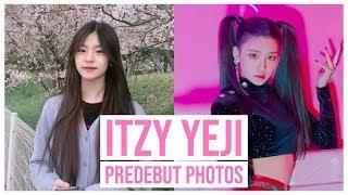 Download JYP ITZY(있지) YEJI PREDEBUT PHOTOS | 황예지 과거 사진 Video