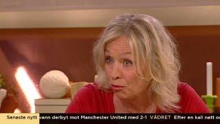 """Lundberg Dabrowski om mötet med Thatcher: """"Värsta jag varit med om""""  - Nyhetsmorgon (TV4)"""
