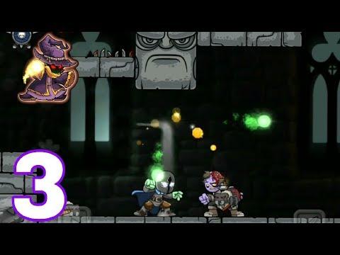 Magic Rampage gameplay walkthrough part-3(Android & ios)