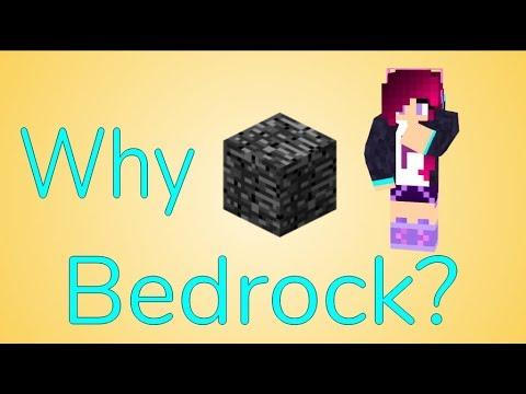Why I Play Minecraft Bedrock Edition
