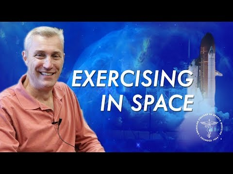 Exercising in Space: Implications of Zero Gravity