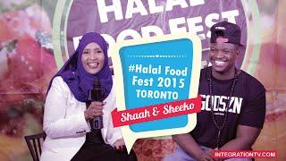 Toronto: Halal Food Fest 2015:  Halal Rap Talk with Jae Deen