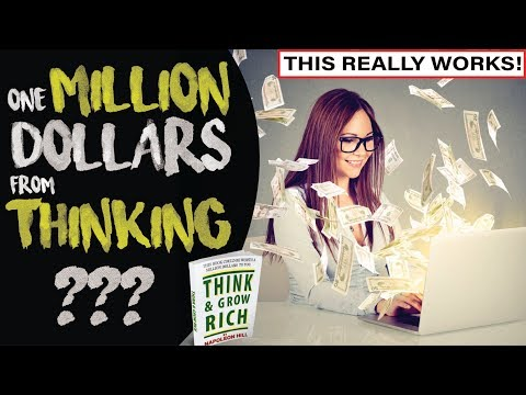 How to Think and Grow Rich | My First Million Dollars [EXTREMELY POWERFUL!]