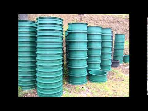 Septic Tank Risers and Covers
