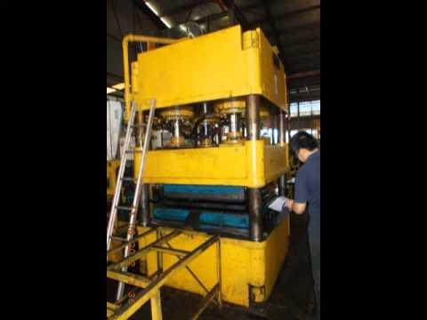 repair 600 ton hydraulic press machine Malaysia