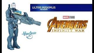 War Machine Avengers: Infinity War (2018)