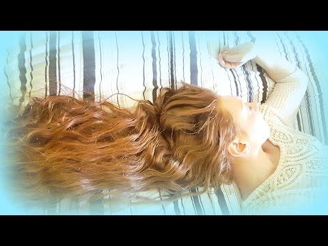 Red Hair Play~BUN DROPS & FLIPS