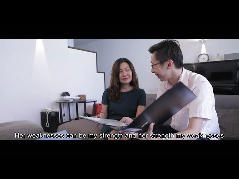 Singapore Property Agent Profile Video - Alan & Sailing