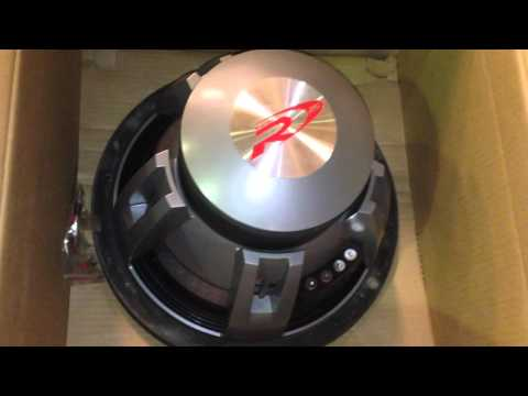 Alpine Type R 15 Custom Box Build