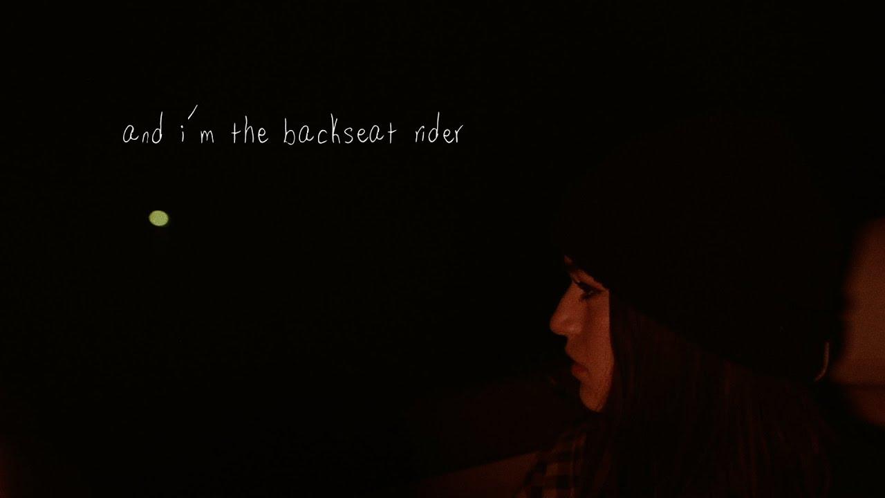 Sara Kays - Backseat Rider [Official Lyric Video]