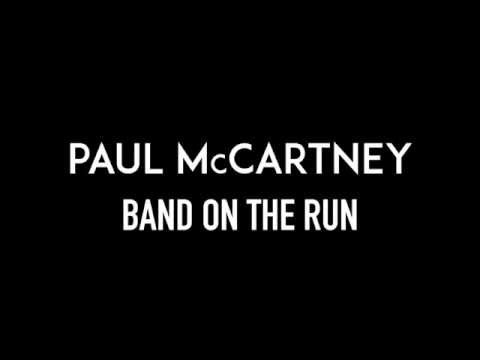 PAUL McCARTNEY | Band on the Run | Lyrics