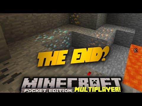 Minecraft PE Multiplayer 0.9.0 EP 7