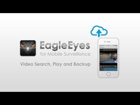 AVTECH EagleEyes(iOS) - Easy Video Search, Playback and Backup_AVTECH_EagleEyes