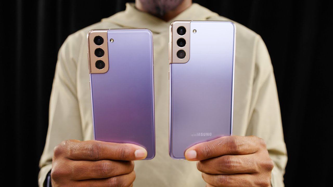 Samsung Galaxy S21 Impressions: New Year, New Price!