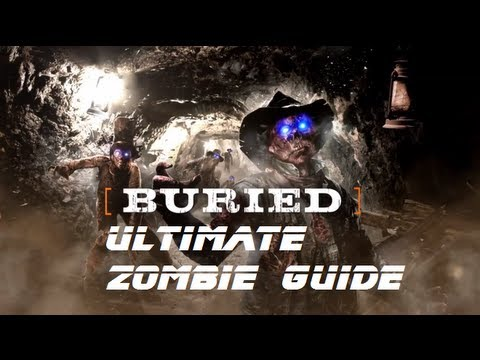 Black Ops 2 Buried Ultimate Zombie Guide