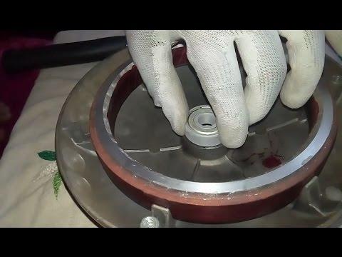 How to Change Ceiling Fan Bearing .