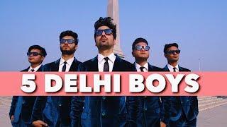 Delhi Boys Dance | Main tera Boyfriend | High Heels | Shraey Khanna