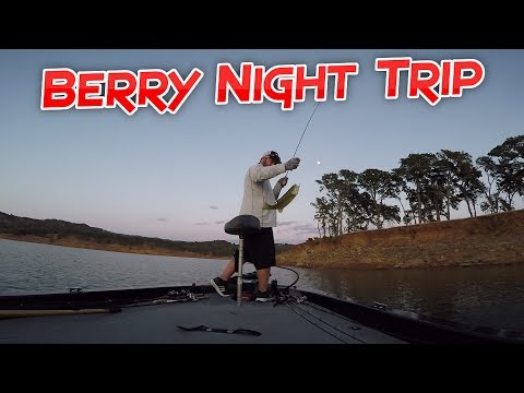 Berry Night Trip-Big Spots and Smallies!