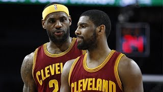 Kyrie Irving SCARED of LeBron Leaving in 2018, Wants OUT of Cleveland
