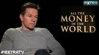 Mark Wahlberg Reveals Why 'All the Money in the World' Reshoots Were