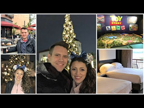 Babymoon Vlog One! Contemporary, Hollywood Studios & Disney Springs