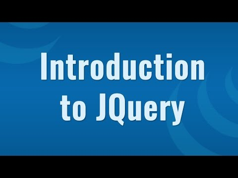 Introduction to JQuery in Hindi - Learn JQuery in Hindi