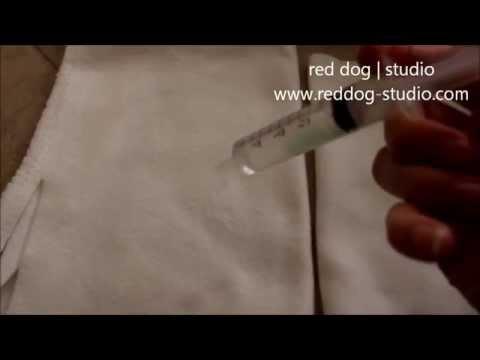 Fleece Test 2: JoAnn Anti-Pill Fleece