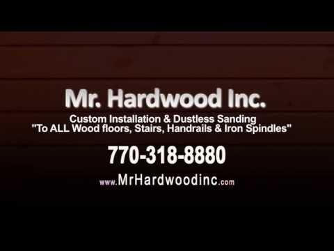 Mr. Hardwood Floor Installation & Refinishing in Atlanta