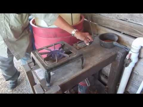 Biogas Digester Turns Manure Into Cooking Gas!