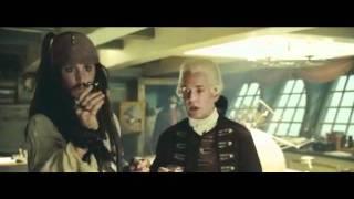 PotC 3: Sparrow and Beckett negotiate