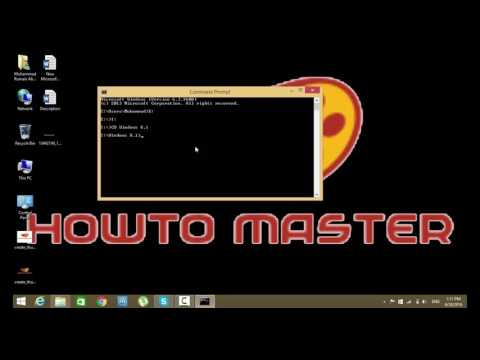 how to change directory in cmd-Command prompt-CMD command-Change Directory-command prompT