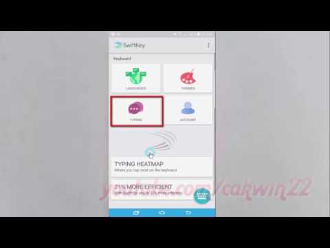 Samsung Galaxy S7 Edge : How to Enable or Disable Dedicated Emoji Key in SwiftKey Keyboard