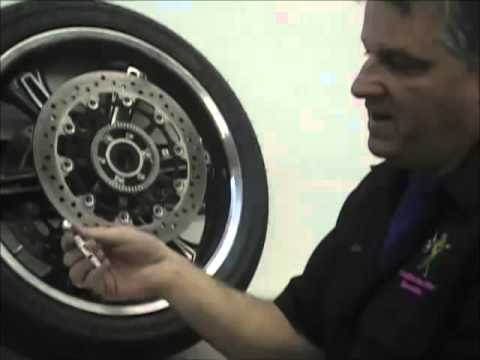 Witchdoctors - How to Check Motorcycle Tire Pressure