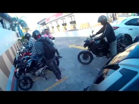 Philippines motorcycle ride (Ns 200 Launion ride trip. )