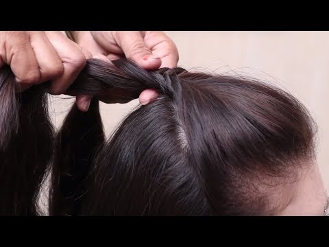 How to do  Easy French Braid Hairstyle   for Long  to short Hair/Beautiful Hairstyles for Ladies