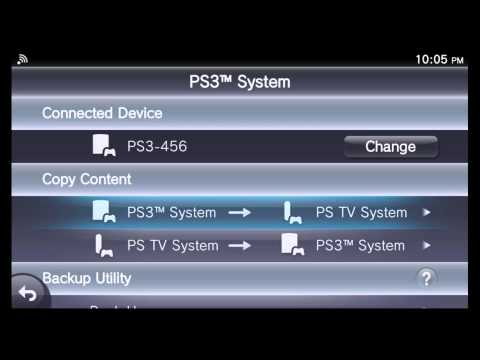 How to use PS3 Transfer for PSP/PS1 Games on PS Vita and PlayStation TV