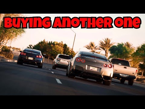 Buying Another Nissan GTR By Age 23 | Ricky Gutierrez
