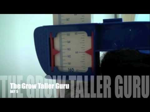 How To Grow Taller - Day 5 of Michael's Transformation