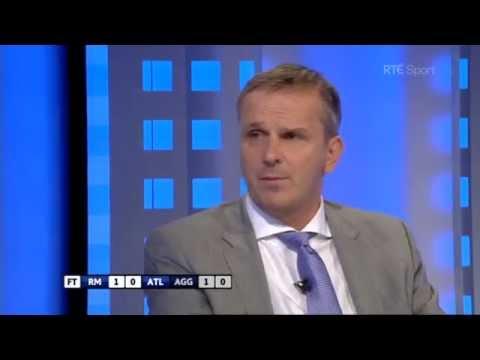 Dietmar Hamann says Pepe and Sergio Ramos antics 'disgraceful' | RTÉ Soccer