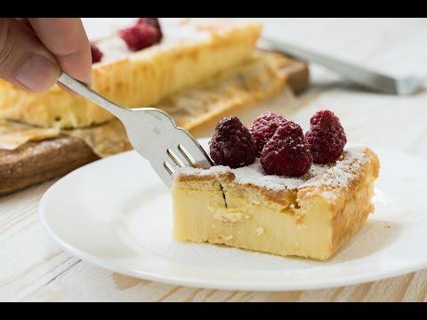 Easy Magic Cake - Simple and Quick Recipe