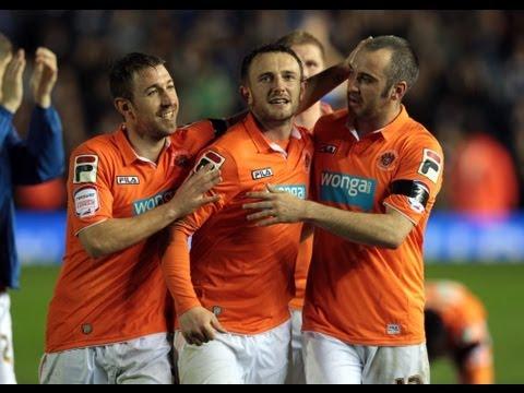 Birmingham 2 - 2 Blackpool (AGG 2-3) - Blackpool edge closer to the Premiership