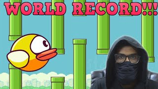 Playing BIRD game BUT every LIKE makes it Faster (WORLD RECORD 1 YEAR )