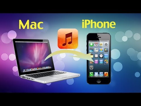 How to convert and transfer music from Mac to iPhone directly with iPhone Music  transfer?