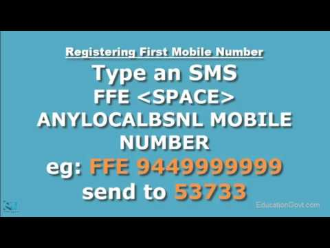 Reduce BSNL Call Charges