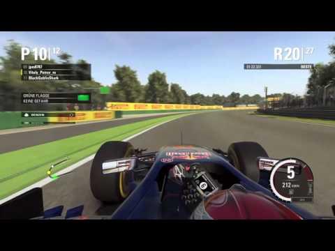 F1 2015 NGF1-Unity: 6.Saisonrennen - Italien (Part 2)