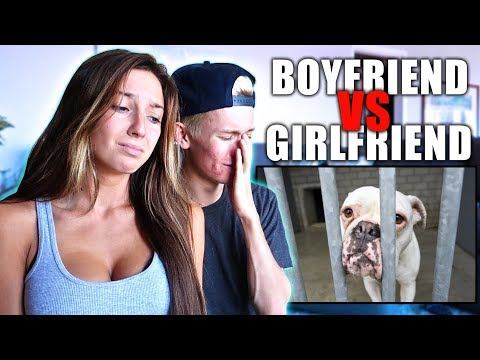 TRY NOT TO CRY CHALLENGE! **Boyfriend VS Girlfriend**