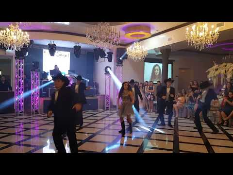 Cumbia Surprise Dance by Ashley