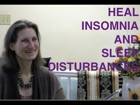 Heal Insomnia and Sleep Disturbances with NDT - Interview with Lynn Himmelman - NDT Master Trainer